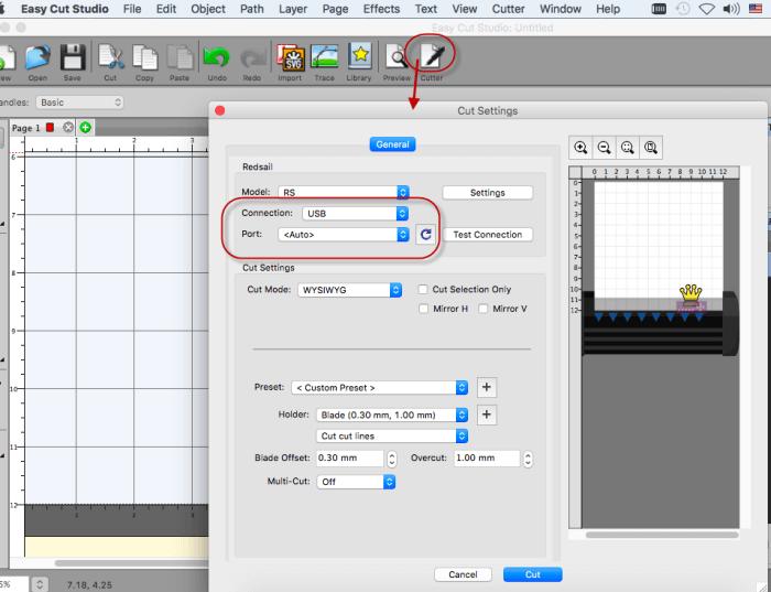 Vinyl Cutting Software For Redsail Vinyl Cutter Plotter